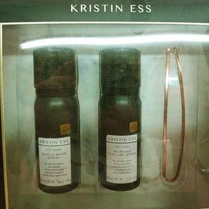 Kristin Ess beach wave & texture spray w gift